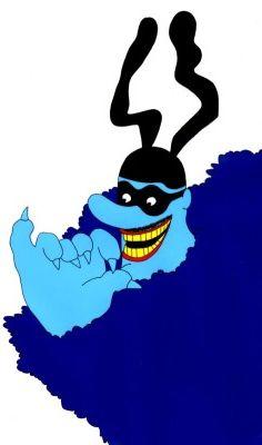 blue-meanie