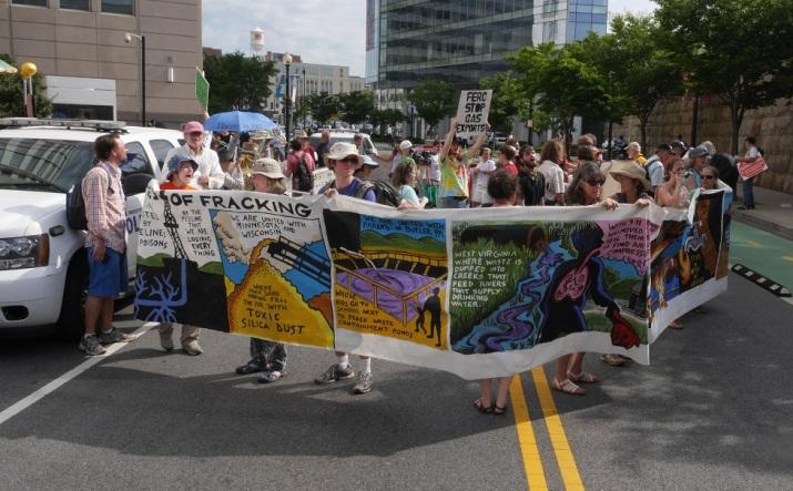 Street Blockade Banner