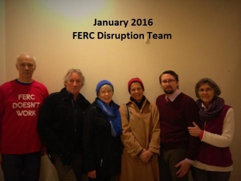 Jan 2016 FERC Team