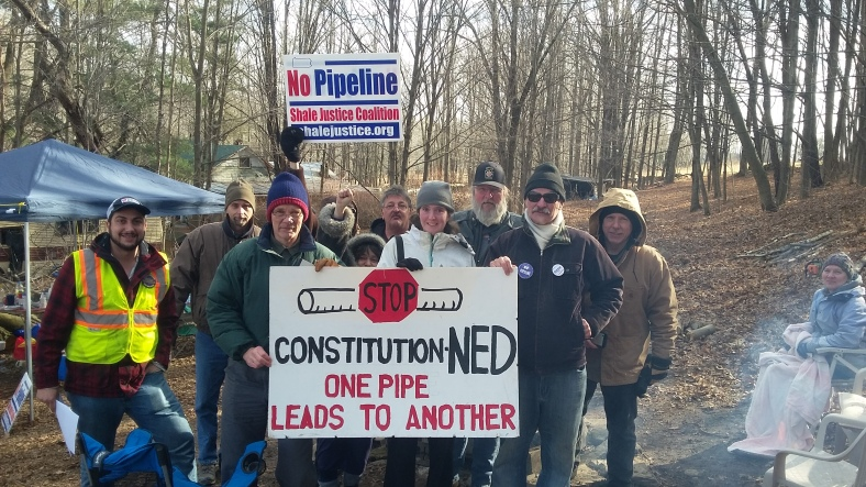 pipeline sitin