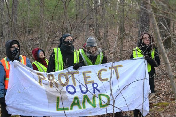 protect land