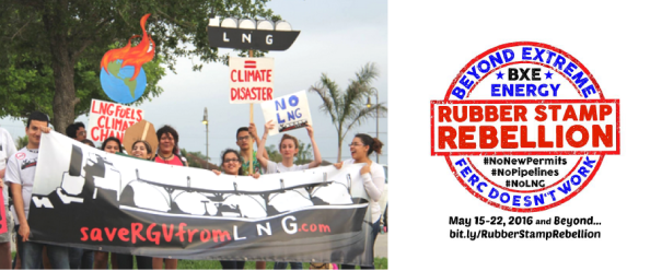Save RGV From LNG Supports the FERC #RubberStampRebellion | Beyond
