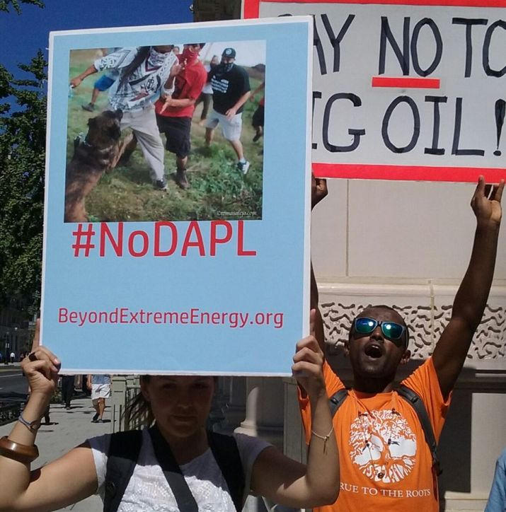 nodapl-at-second-bank-with-dog-poster