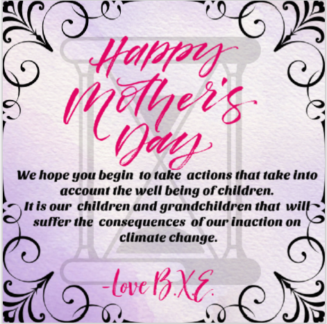 Happy Mother's Day from BXE