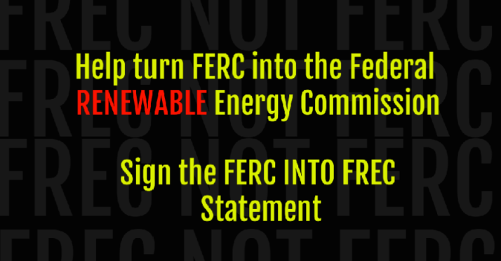FERC INTO FREC