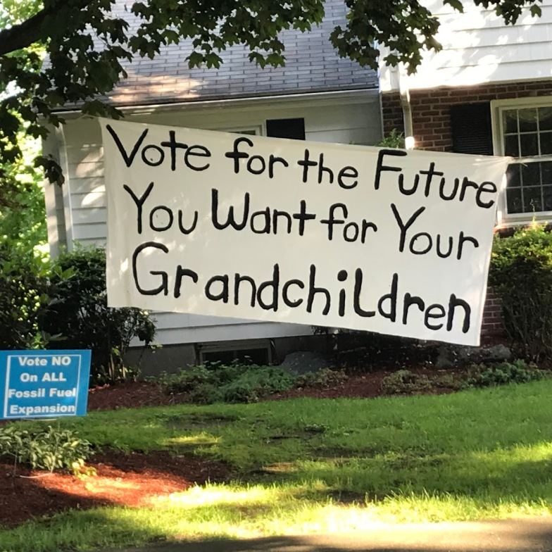 vote for the future